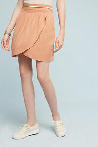 Peach Skirt See 98 Soon Anthropologie Willow New Nwt Tulip Large Da U wT6Baq