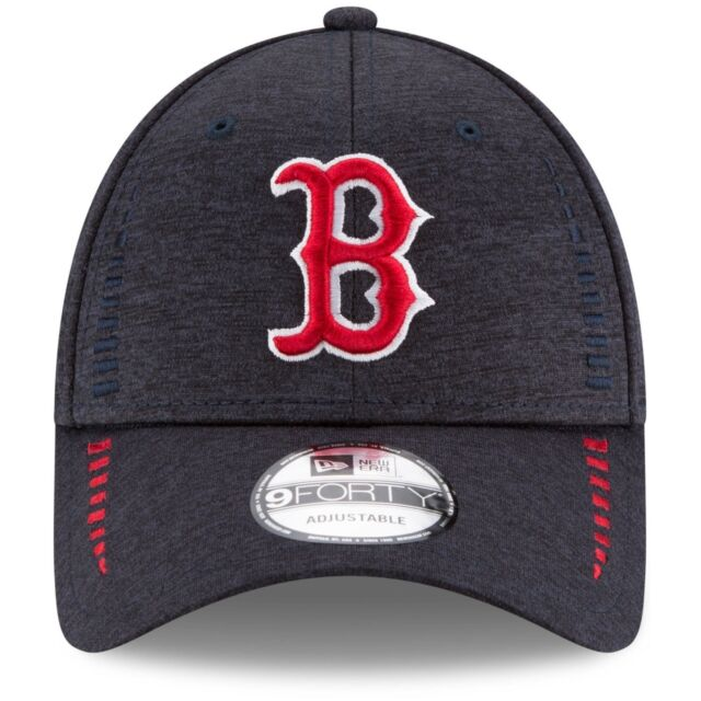 online store d77a6 2af78 Boston Red Sox New Era 9Forty Adjustable Speed Hat - Free Ship