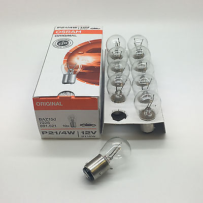 2x 25w 566 BAZ15D 21//4W BRIGHTEST CREE LED WHITE CANBUS*** STOP//TAIL LIGHT BULBS