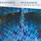Fanfares and Passages (atlantic Brass Quintet) 0099402467924 CD