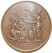 1830-FRANCE-LOUIS PHILIPPE COMMEMORATIVE MEDAL