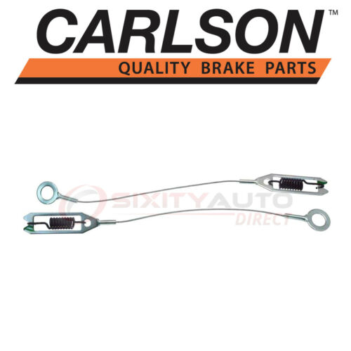 Carlson Rear Drum Brake Self Adjuster Cable for 2002 Jeep Liberty Shoe ai