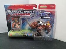 Transformers ARMADA RHINOX W/Armorhide Mini-Con New In Package NOSC
