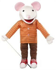 Silly-Puppets-Mouse-w-Sneakers-25-inch-Full-Body-Puppet