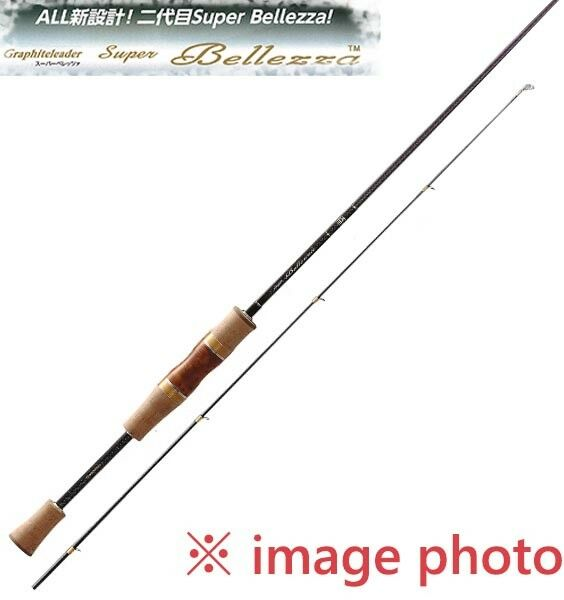 OLYMPIC Super Bellezza 2 pice rod  GSBS-642UL