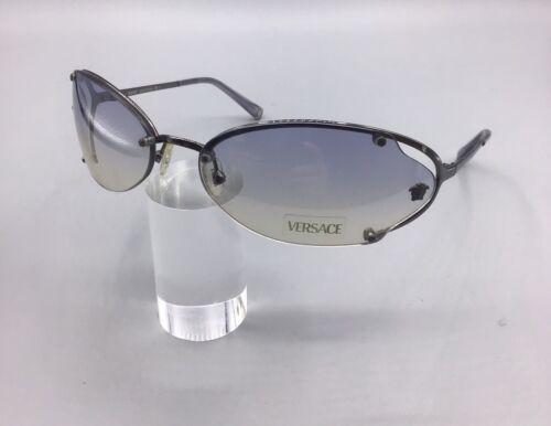 Versace Sunglasses Vintage Sunglasses Brillen Lune