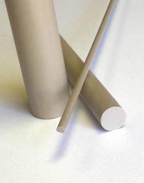 "7//8/"" Diameter ULTEM Rod Cut to Size! Priced Per Foot"