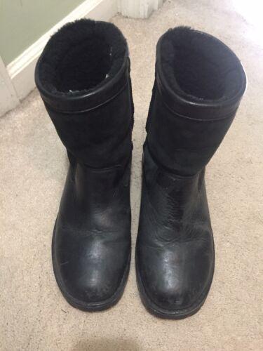Mens Black Ugg Boots 9