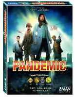 Z Man Games Pandemic Kids Children Family Strategy Board Game