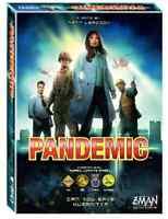 Z Man Games Pandemic Kids Children Family Strategy Board Game