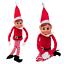 ELF-comportarsi-Male-Naughty-12-034-fotocamera-Elf-Christmas-Santa-Sacco-a-pelo-Swing miniatura 2