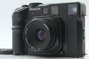 CIA-si-sarebbe-Quasi-Nuovo-NEW-Mamiya-6-MF-macchina-fotografica-con-lenti-G-75mm-F3-5L-DAL-GIAPPONE