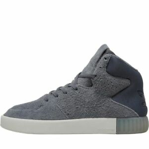best sneakers 39f95 6b67e Details about Adidas Originals Womens Tubular Invader 2.0 Grey/White S80557  UK 6