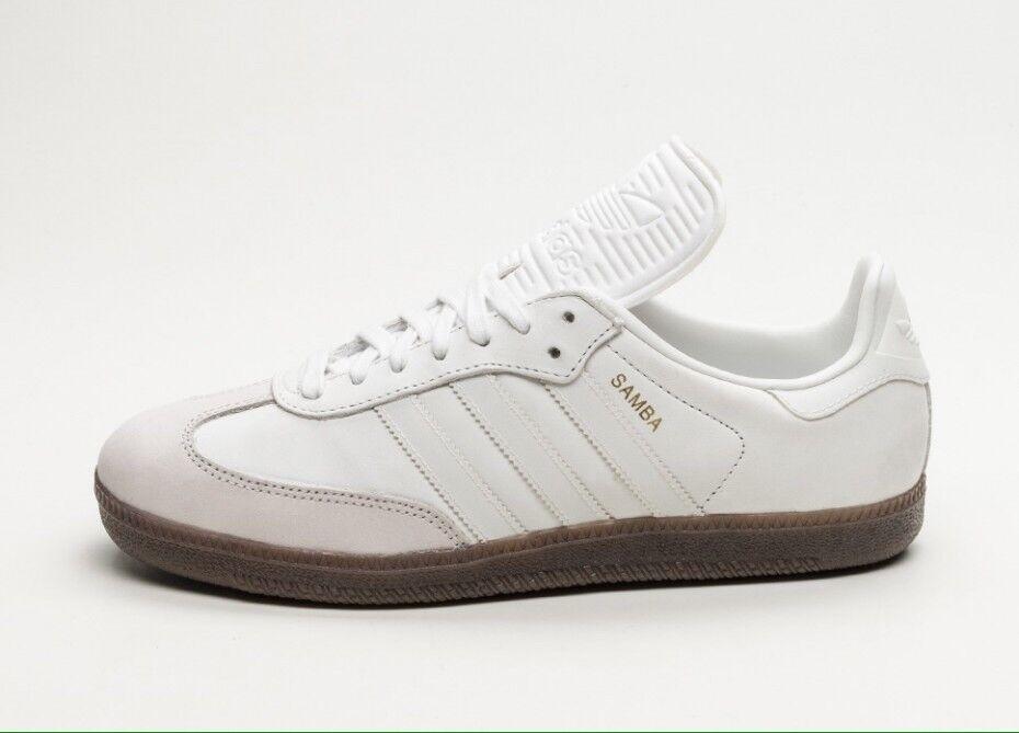 Adidas Original Classic OG Samba White Trainers