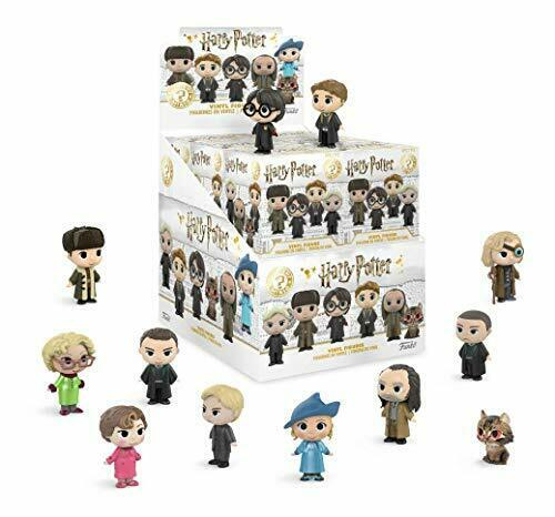 Funko 31021 MISTERO MINI SCATOLA cieca 1 la figura casuale Harry POTTER 3
