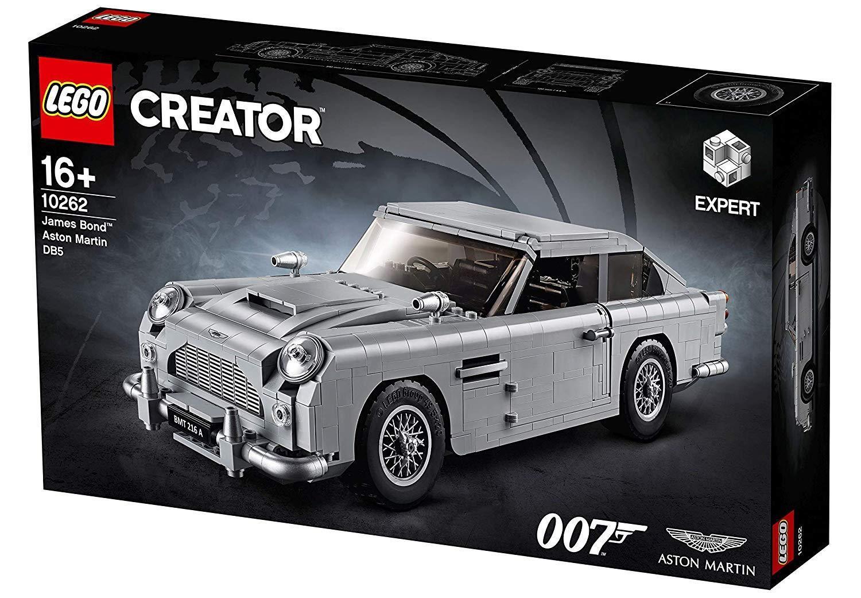 Lego ®  Creator 10262-James Bond ™ Aston Martin DB5, nouveau OVP  meilleure offre