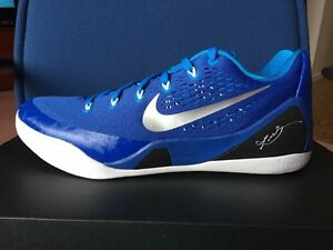 new concept 2cc16 a3a5b Image is loading Nike-Kobe-9-IX-EM-TB-034-Dallas-