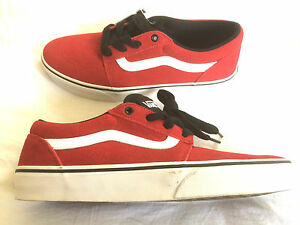 Vans-Collins-Suede-Chili-Pepper-Skateboard-shoes-schuhe-style-fashion-classic
