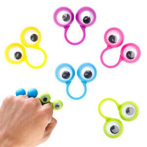 100Pcs-Eye-Finger-Puppets-Plastic-Rings-With-Wiggle-Eyes-Kids-Gift-Toys-Random