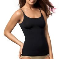 Sale Flexees Firm Control Camisole - Style 3266 - Black Size Lg