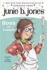 Jb 1st Grd: Boss of Lunch by Barbara Park (Paperback, 2005)