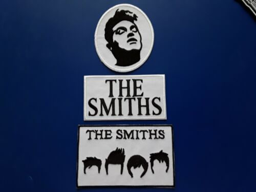 The Smiths Patches Set of Three