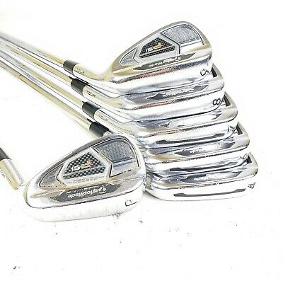 TaylorMade PSI Tour Forged Iron Set 4, 6-PW X-Stiff Steel Right Handed 38.75in  | eBay