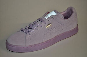 Mono Orchid Bloom Classic Iced Lead Puma Ref Suede Silver 36210101 wBn4qx