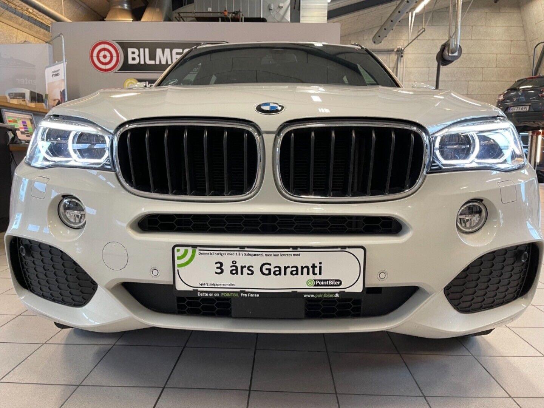 BMW X5 3,0 xDrive30d M-Sport aut. 5d - 3.995 kr.