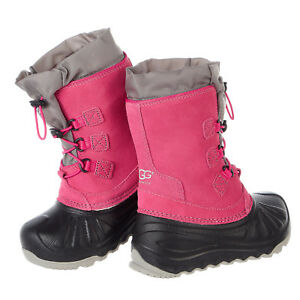 c9fa92e63f5 Details about UGG Australia LUDVIG Boot Kid Toddler 1018190K - Girls