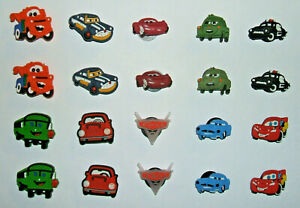 SHOE-CHARMS-D1-inspired-by-TRANSPORT-CUTE-CAR-TRUCK-20DCB-Pack-of-20
