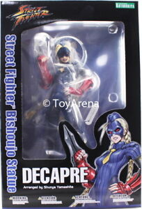 Kotobukiya-Decapre-Street-Fighter-Bishoujo-Statue-SV179-IN-STOCK-USA-SELLER