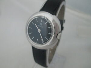 NOS NEW NICE GOLD PLATED SWISS MADE REVUE WATCH