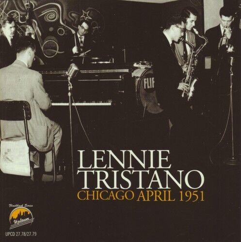 Lennie Tristano - Chicago April 1951 [New CD]