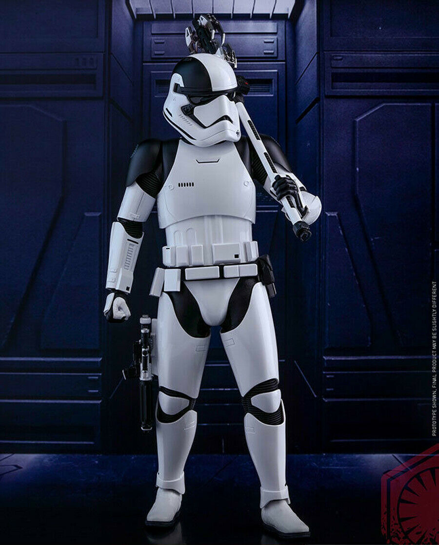 Caliente giocattoli giocattoli giocattoli 1 6 MMS428 The Last Jedi Executioner Trooper Stormtrooper azione cifra bf2d7c