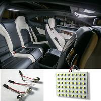 POWERFUL WHITE 48 LED 12V STRIP INTERIOR LIGHT LAMP CAR CARAVAN  MOTORHOME NEW