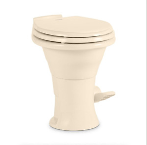Details about RV Dometic China Flush Toilet Bowl Ceramic High Profile  Replacement Model 310