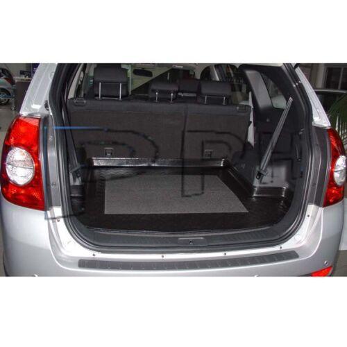 Kofferraumwanne Chevrolet Captiva 2006 protector maletero tapis coffre vasca