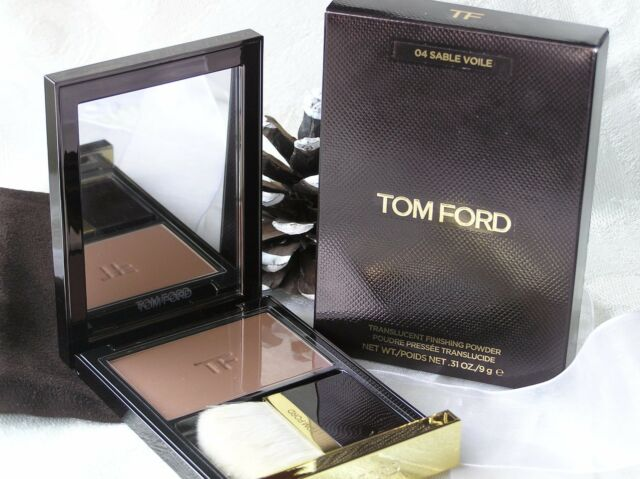 ebe5518845e2b Tom Ford - Translucent Finishing Powder  04 SABLE VOILE - Brand New   Boxed