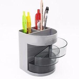 Multifunction Cute Pencil Pen Holder Office Desk Stationery