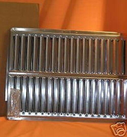 """Ducane Grill SS Lava Rock Grate 1504 1505 Briquette Grate 24 3//8/"""" x 14 7//8/"""" New"""