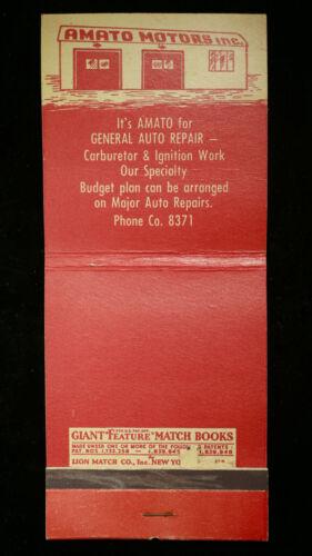 Vintage Matchbook Matchbox Pick Your Own Matchbook