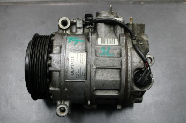 DCP17026 DensoKlimakompressor geschraubt für MERCEDES C-KLASSE W203 S203