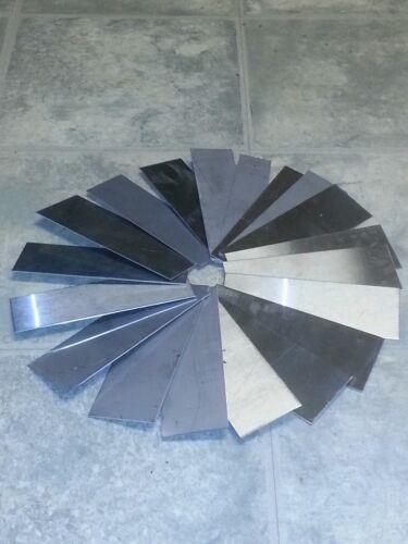 "x 6/""+ 24 gauge 2/"" stainless steel plate flat metal sheet grade 304 one piece"