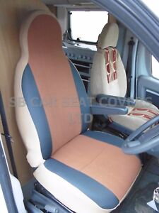 i-TO-FIT-FIAT-DUCATO-MOTORHOME-SEAT-COVERS-TAN-SUEDE-MH-001