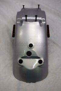 2007-Triumph-Scrambler-Rear-Mudguard-Aluminum-Silver-USED-T2309419-MH