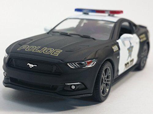 New 5  Kinsmart 2015 Ford Mustang GT Police Car 138 Diecast Model Toy & 1 38 Black White Police 2015 Ford Mustang Kinsmart Diecast Car 5 ... markmcfarlin.com