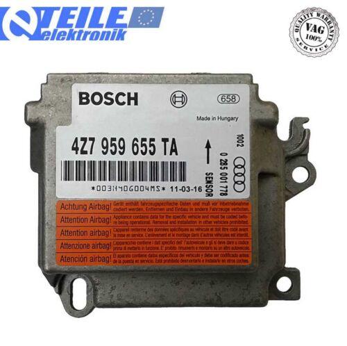 Airbagsteuergerät  Audi A6 4Z7959655TA  zuverlässiges Ersatzteil für 4Z70959655B