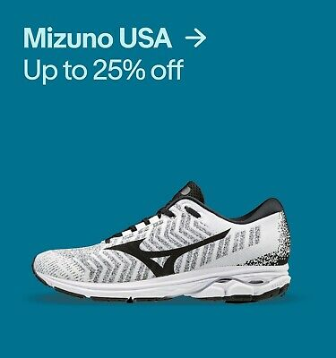 Mizuno USA Up to 25% off