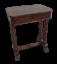 Tavolino-da-lavoro-in-noce-e-radica-mobiletto-comodino-fine-800 miniatura 1